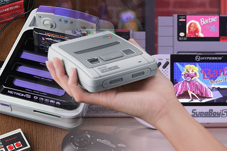 alternativas a nintendo classic mini snes