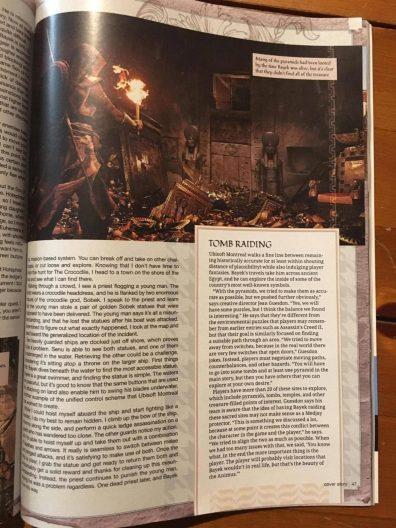 confirmación Assassin's Creed Origins interior 8
