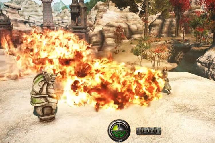 flamethrower ff xiv