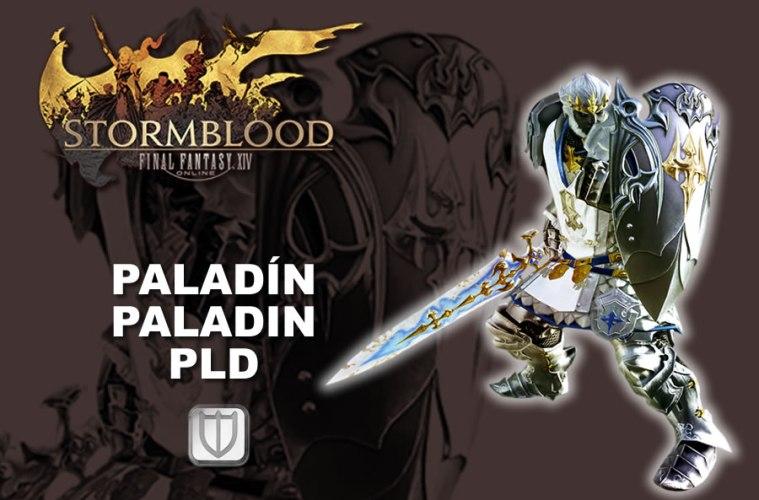 guia de final fantasy xiv stormblood del paladin