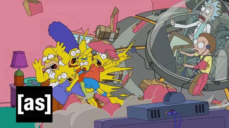 Anunciada la fecha de la tercera temporada de Rick y Morty