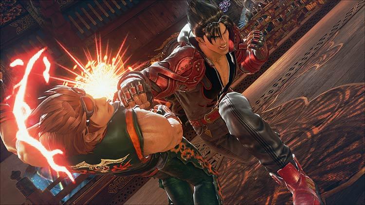 Recopilación de todos los ataques Rage Art de Tekken 7