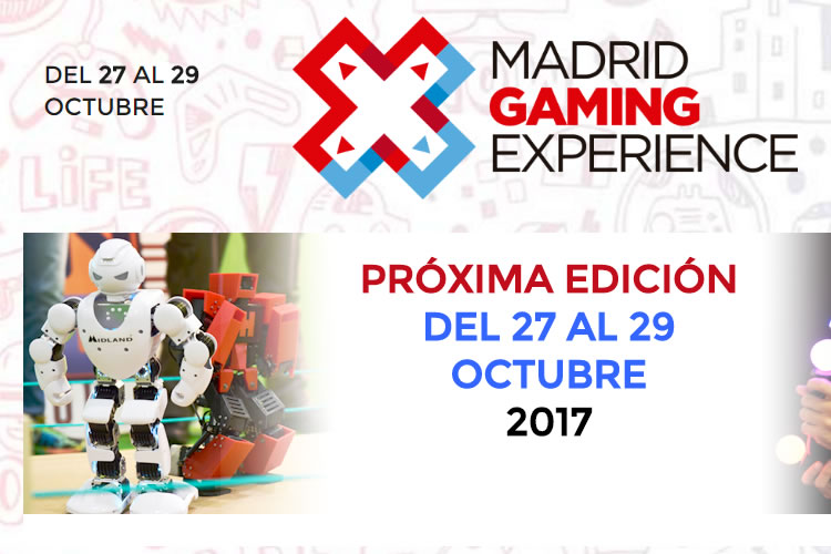 fecha de madrid gaming experience