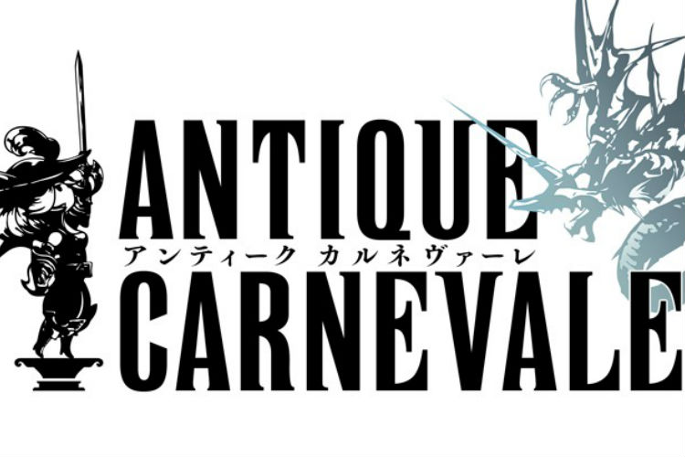 square enix anuncia antique carnevale