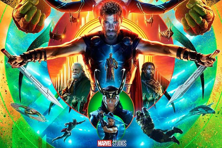 Segundo tráiler de Thor: Ragnarok