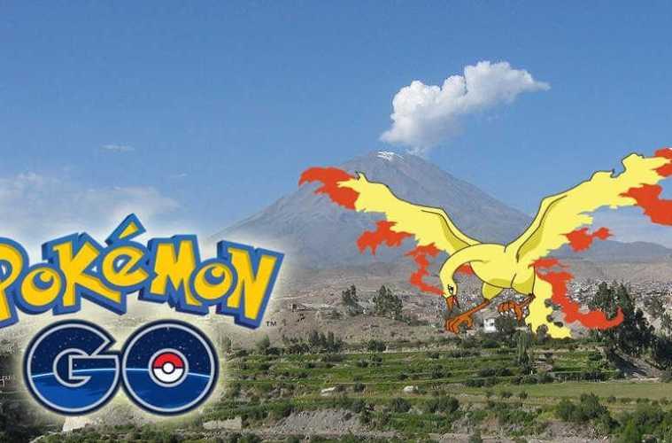 dos jugadores de pokemon go derrotan a moltres