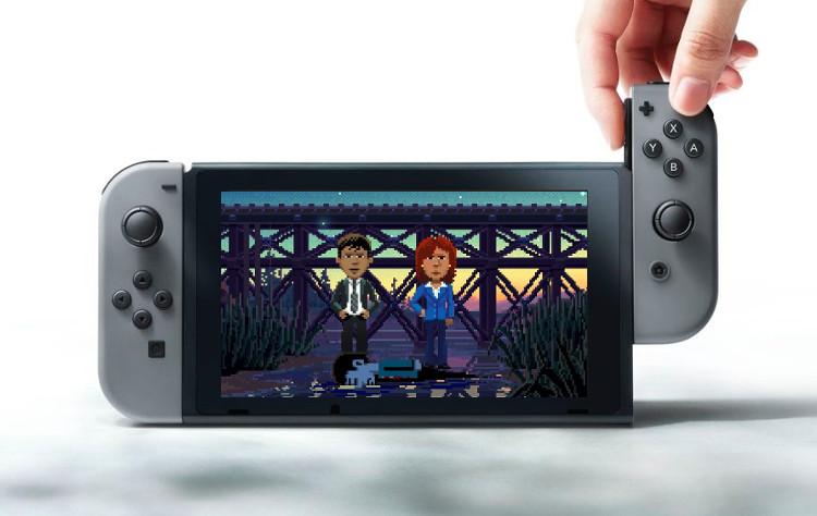 fecha de lanzamiento de thimbleweed park para nintendo switch