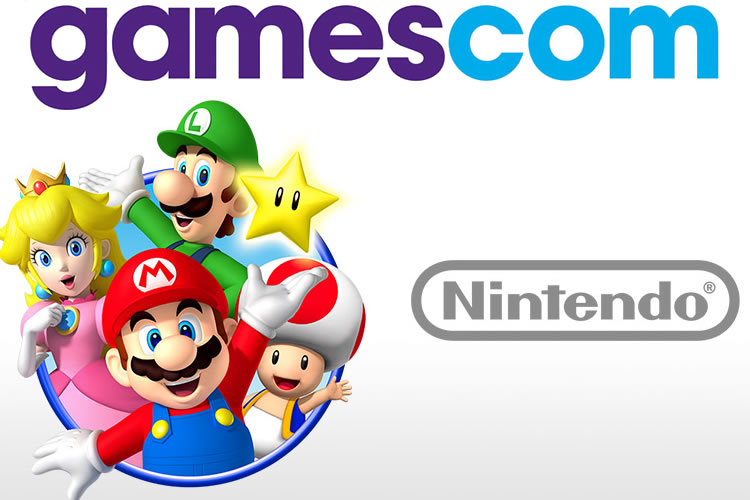 streaming de nintendo en la gamescom