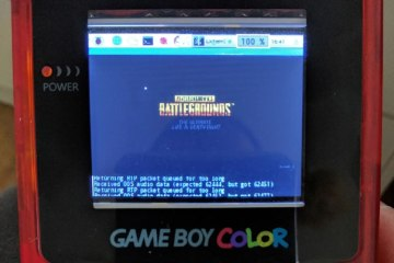 PlayerUnknown´s Battlegrounds en Game Boy Color