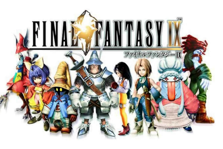 final fantasy IX hd en PlayStation 4