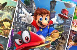 Grandes juegos de Nintendo Switch que nos quedan en 2017