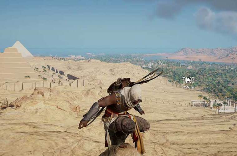 especificaciones técnicas de Assassin's Creed Origins para PC