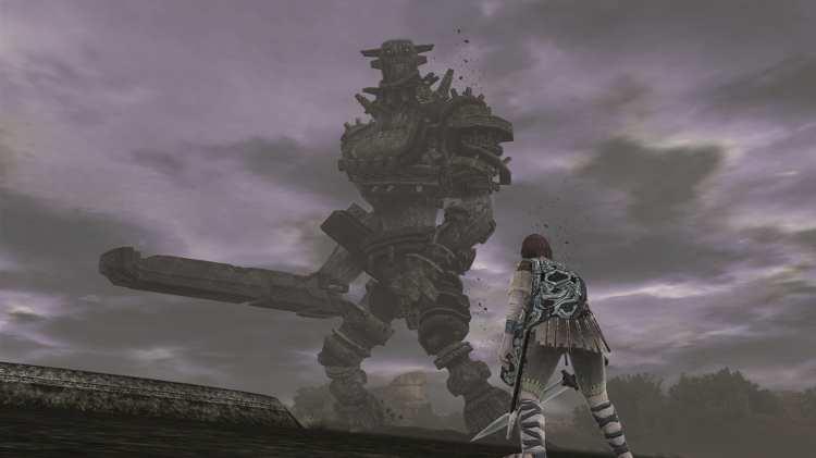 fecha de lanzamiento de Shadow of the Colossus