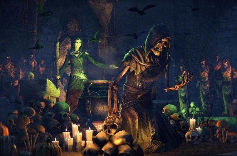 llega el festival de las brujas a The Elder Scrolls Online