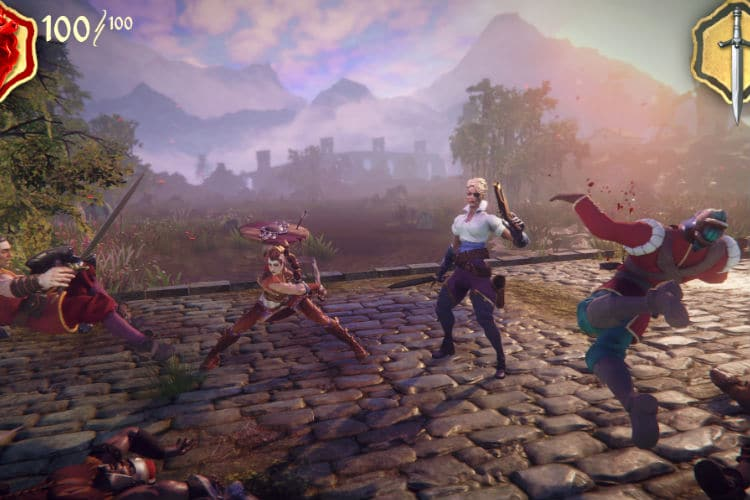 analisis de hand of fate 2 3