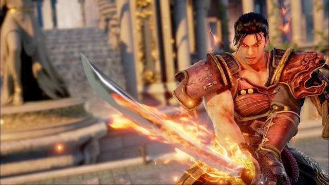 Anunciado SoulCalibur VI en los The Game Awards 2017