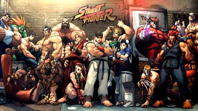Anunciado el recopilatorio Street Fighter 30th Anniversary Collection