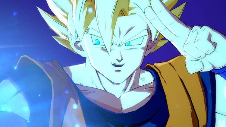 intro de Dragon Ball FighterZ