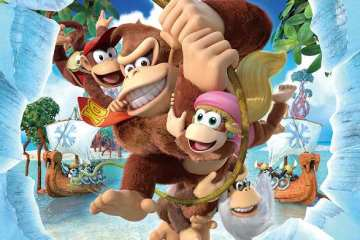 Donkey Kong Country Tropical Freeze en Nintendo Switch