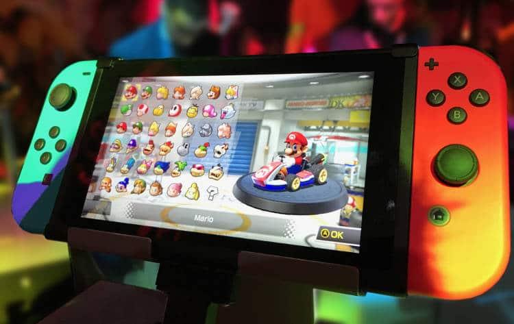 Número de Nintendo Switch en España
