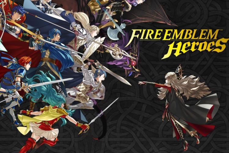 actualizacion de enero de fire emblem heroes