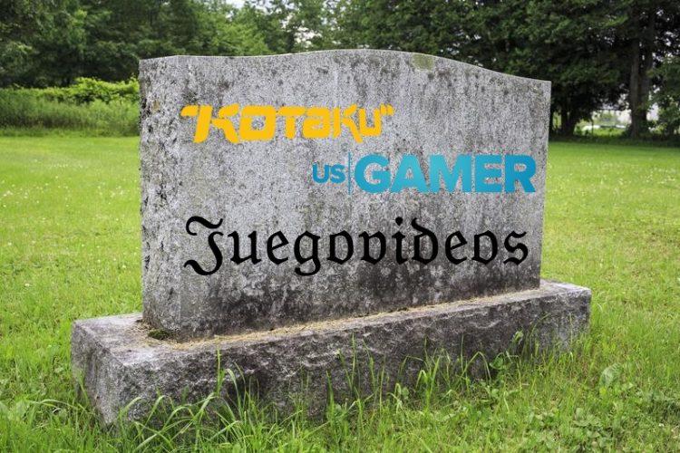 El camino de la prensa del videojuego o Qué le pasa al mundo