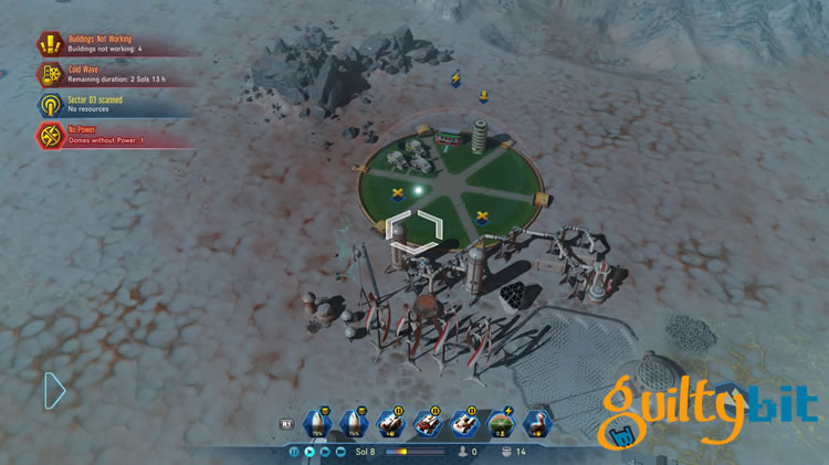 analisis de surviving mars para ps4 y pc 5