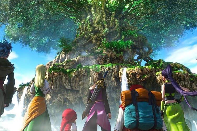 fecha de lanzamiento en españa de dragon quest xi