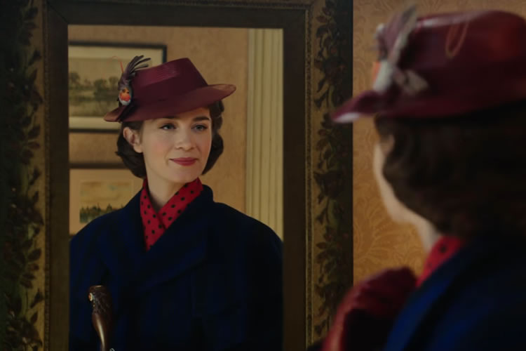 teaser trailer de el regreso de mary poppins