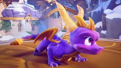 Primeras imágenes de Spyro the Dragon Trilogy para PlayStation 4 y Xbox One (3)