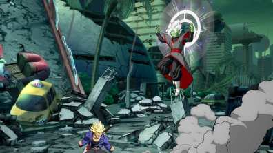 Primeras imagenes de Zamasu Fusion en Dragon Ball FighterZ 2