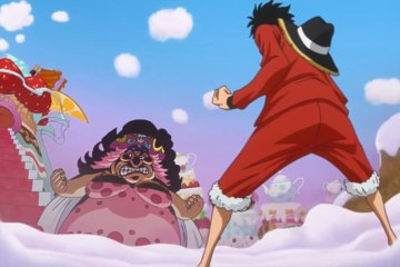one piece 833 luffy vs big mom
