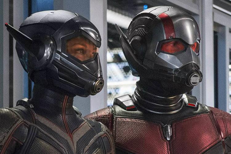 Segundo tráiler de Ant-Man y la Avispa