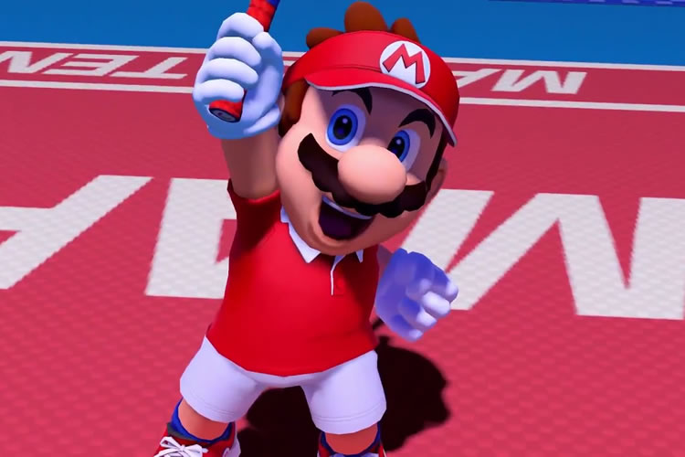 demo de mario tennis aces