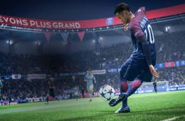 gameplay de FIFA 19 en Nintendo Switch