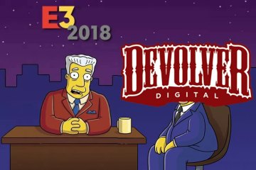 streaming de la conferencia de Devolver del E3 2018
