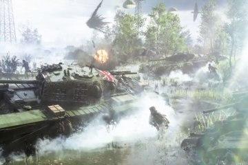 trailer del e3 2018 de battlefield v