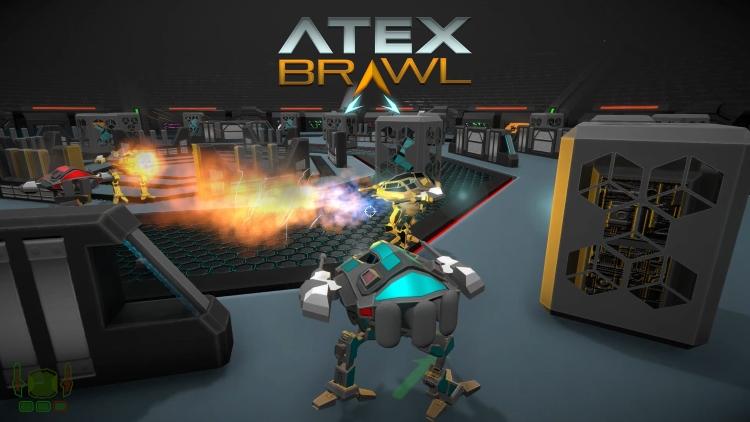 Kickstarter de Atex Brawl