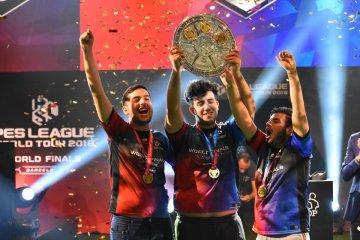 Álex Alguacil campeón coop PES League