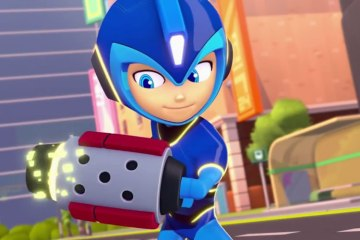 trailer de mega man fully charged