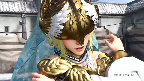 trailers de athena y zeus en warriors orochi 4