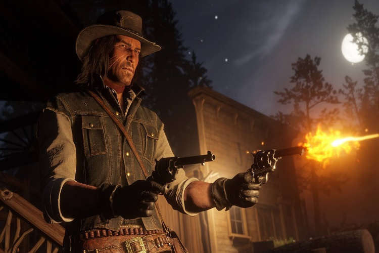 Red Dead Redemption 2 muestra su primer gameplay