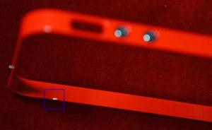 SPIGEN SGP10363 フレーム 塗装ハゲ02