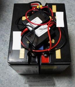 APC Smart-UPS 1500 使用済みバッテリー
