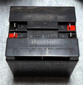FIAMM FG21803 2個ドッキング