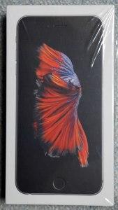 iPhone 6s Plus 箱・表面