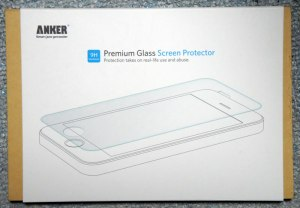Anker iPhone 6 Plus用ガラスフィルム