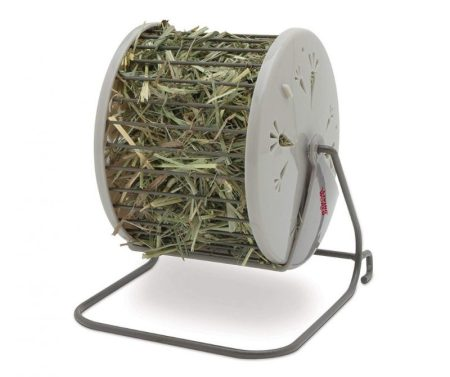 Living World Hay Feeding Station for Pets