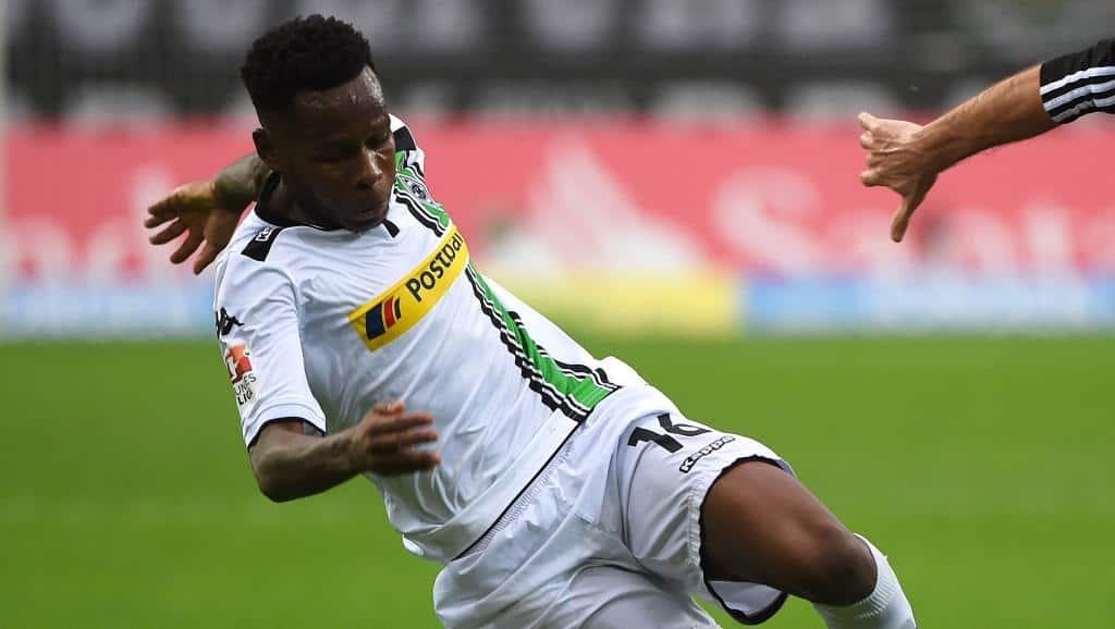 Le Guinéen Ibrahima Traoré.