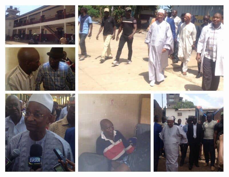 Obsèques de Mamadou Saidou BAH : L'UFDG fait valoir sa grande force de mobilisation, Cellou Dalein, révolté contre le Pouvoir de Conakry !